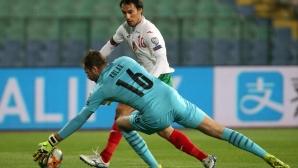 Вратарят на Чехия: Загубата вгорчи дебюта ми