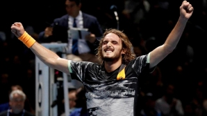Циципас: Близо съм да бъда коронован като шампион от Големия шлем