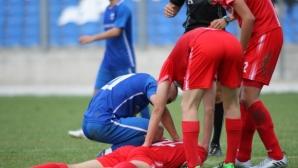 Пак биха съдия на мач в България