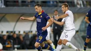 Рома обмисля да върне Калинич на Атлетико Мадрид