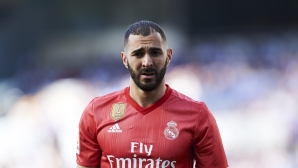 Бензема не е желан в националния тим на Алжир