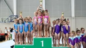 """""""Дунавска перла"""" събира в Русе близо 300 млади гимнастици от девет държави"""