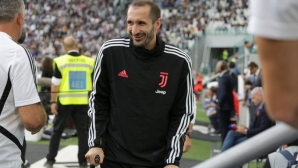 Джорджо Киелини се завръща в игра през февруари или март