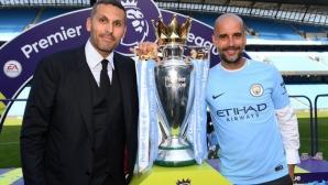 Манчестър Сити отчете рекордни приходи за сезон 2018/2019