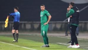 Божинов: В нашия отбор всички сме левскари, надявам се да променя моята статистика срещу ЦСКА