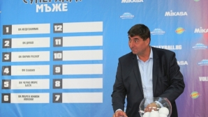 Боре Кьосев: Федерацията има задължения, но не е във фалит
