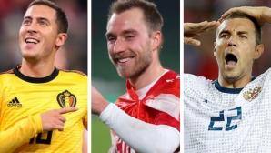 Вижте урните за жребия за Евро 2020, една от групите е почти запълнена