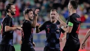 Автогол помогна на Хърватия за обрат