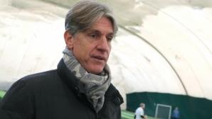 Спортният директор на ЦСКА-София: Голяма грешка ще бъде да сменим треньора