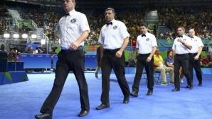 Боксовите съдии от Рио 2016 няма да реферират в Токио 2020