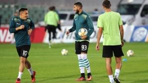Трима отпаднаха от групата на Черно море за мача със Славия