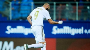 Реал Мадрид ще награди Бензема с нов договор и по-висока заплата