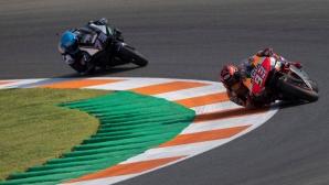 Алекс Маркес след първия си тест с шампионите в MotoGP: Марк е с две стъпки напред