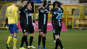 Боби Цонев не влезе при разгромно поражение на Интер