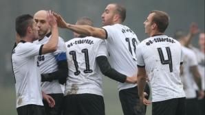 Суворово не сбърка срещу Черноломец (видео+галерия)