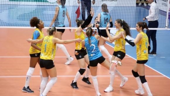 Гергана Димитрова и Нася Димитрова записаха 7-а загуба в Турция