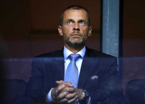 От УЕФА отказаха коментар за евентуални санкции срещу Русия