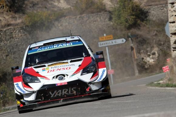 Toyota представи пилотите за сезон 2020 във WRC