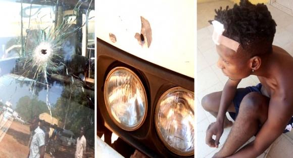 Стреляха по автобус с футболисти в Нигерия, има ранени
