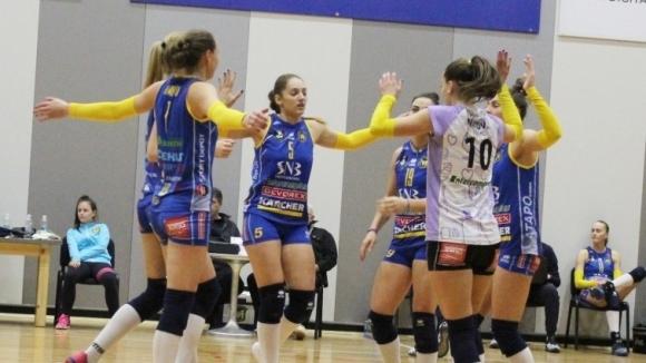 Добрина Христоскова: Страхотно е чувството да играеш пред пълна зала _видео)