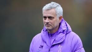Моуриньо се намести под №2 по заплата в треньорския свят
