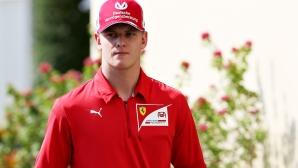 Официално: Мик Шумахер остава във Формула 2 и догодина