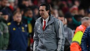 Арсенал е в най-лошата си серия от 27 години, но Емери видя прогрес