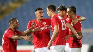 ЦСКА 1948 се размина с глупостта на сезона – дузпа измъкна тима в 94-ата минута