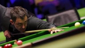 Рони О'Съливан продължава без загубен фрейм в UK Championship