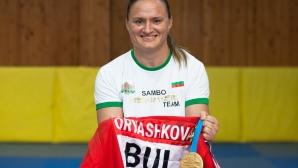 Мария Оряшкова: Ще се състезавам до 2020 година