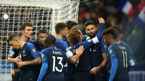 Франция изпитва сериозни проблеми в намирането на съперници за контрола