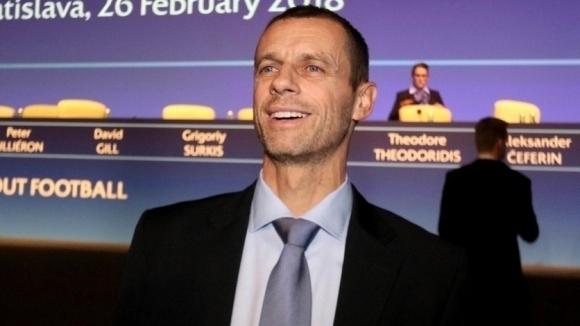 Шефът на УЕФА за расизма: На онези идиоти в България не им пукаше за мача