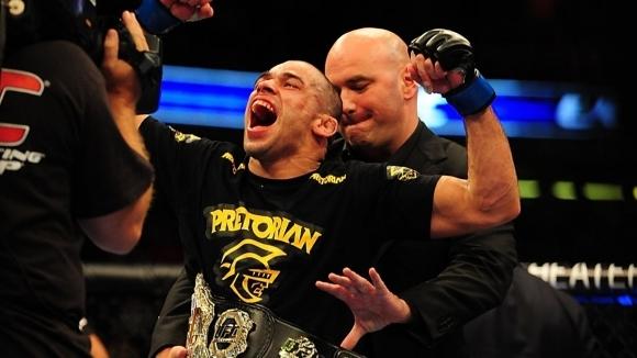 UFC изгони от редиците си бившата звезда Хенан Барао