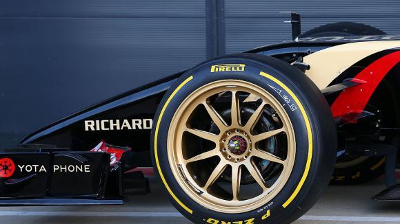 Стандартизирани колела във Ф1 от 2021