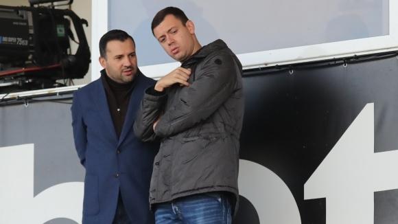 Петър Пешев: Играхме по-добре от ЦСКА (видео)
