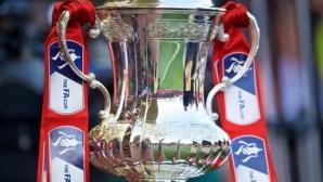 Ливърпул срещу Евертън за ФА Къп, тежък жребий за Манчестър Юнайтед