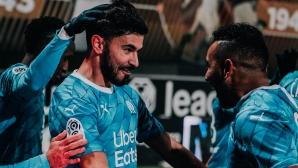 Марсилия с пет поредни победи за пръв път от 2 години (видео)