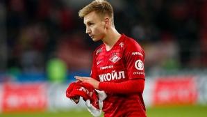 Талант на Спартак (Москва) е дебютант №1 в РПЛ