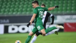 Клаудиу Кешерю е спортист на годината на община Разград за 2019 година