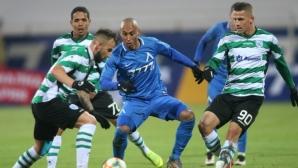 Двама основни футболисти на Черно море аут за Лудогорец
