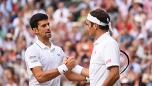 Бивш треньор на Григор: Федерер е гений, но Джокович...