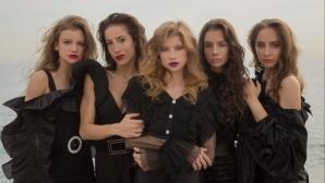 """""""Златните"""" момичета заснеха фотосесия в Анталия"""