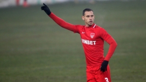 Кавдански: Искахме да вземем 3 точки, но важното е, че не загубихме