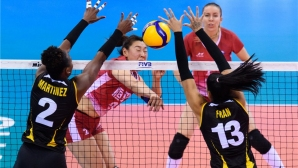 Доби Рабаджиева и Гуанджоу ще играят за 7-о място на клубния Мондиал (видео + снимки)