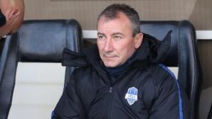 Белчев: Добре е да спечелиш точка срещу ЦСКА