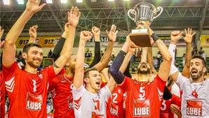 Лубе спечели от трети опит Световното клубно първенство (видео + снимки)