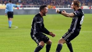 Страхил Попов игра цял мач при загуба на Касъмпаша срещу Бешикташ