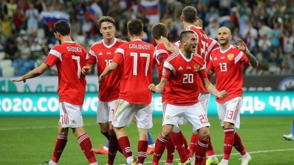 Участието на Русия на финалите на Евро 2020 не е поставено под съмнение