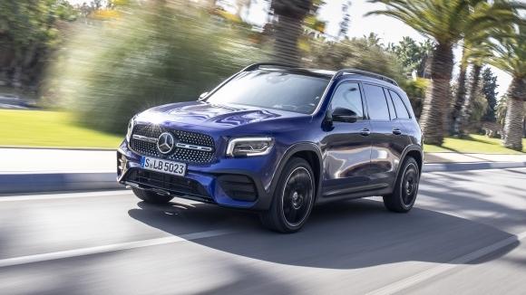 Mercedes GLB – повече от колкото очакваш