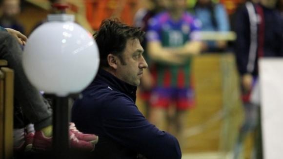 Юли Тупанков: ЦСКА ни поведе с 6:1 в тайбрека, но не се предадохме